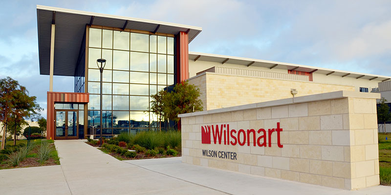 Wilson Center: A showcase for innovative Wilsonart products and applications